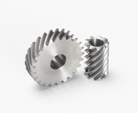 Gears for extractor d.525/640